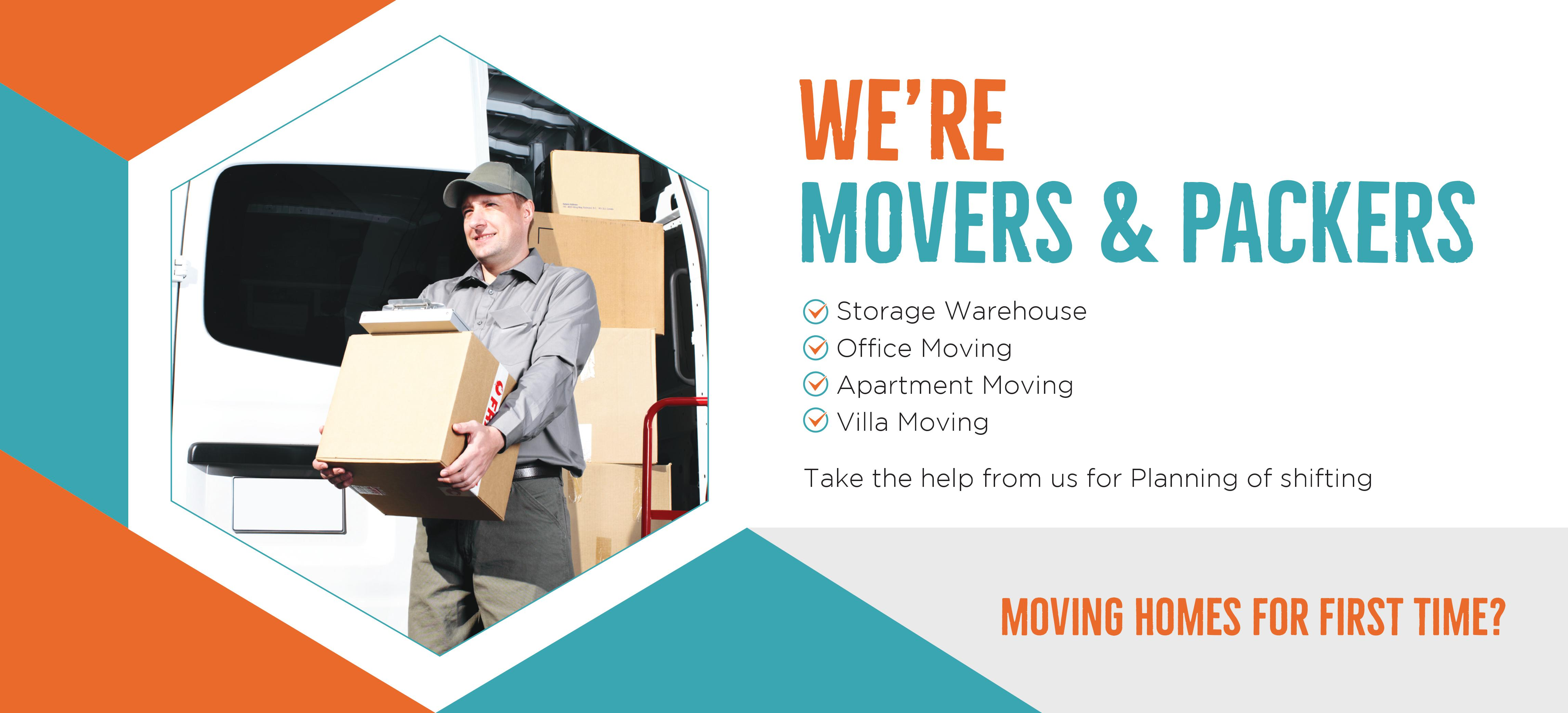 Movers and Packers in Dubai - CleanFinishers.com